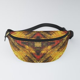 The Four Pointed Star Fanny Pack
