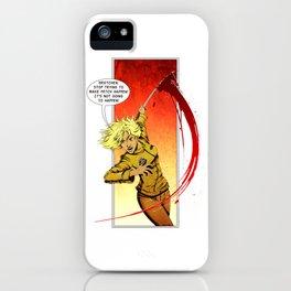 Mean Girls Kill Bill iPhone Case