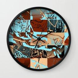 Paloma Pastiche Wall Clock