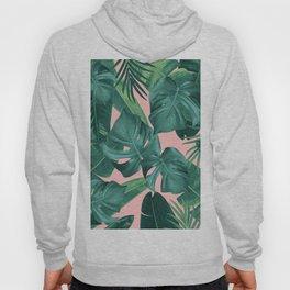 Tropical Summer Jungle Leaves Dream #1 #tropical #decor #art #society6 Hoody