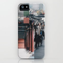 Bok-Chun iPhone Case