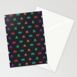 8 bits Stationery Cards