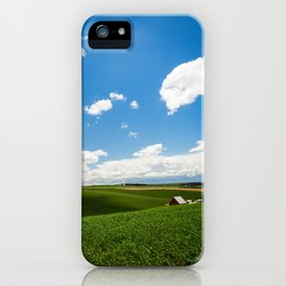 Palouse 2 iPhone Case