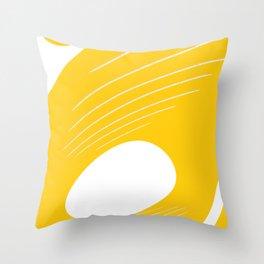 """ OVALIA - Y "" Throw Pillow"