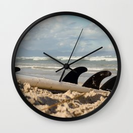 After Surfin´  Wall Clock