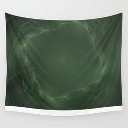 Emerald Eye Wall Tapestry