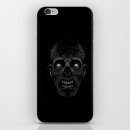Shadows ZOmbie iPhone Skin