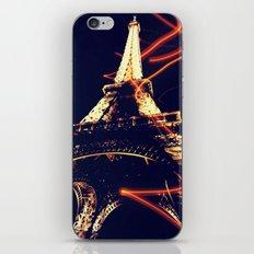 the Eiffel Tower iPhone & iPod Skin