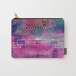 Keep it Positive Carry-All Pouch