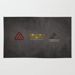 Aliens, Predator, & Terminator Rug