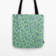 Dreaming of Blueberries Tote Bag