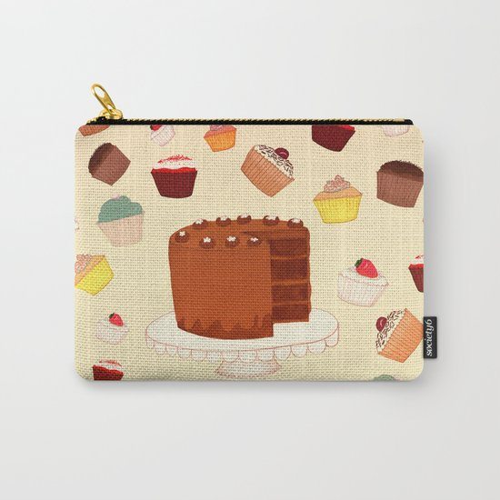 I Bake your Pardon! Carry-All Pouch