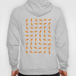 pattern goldfish Hoody