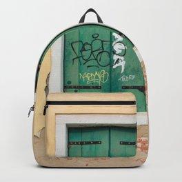 Window in Venice Backpack