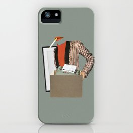 Mad Men iPhone Case