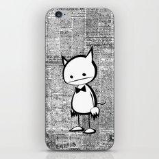 minima - au diable iPhone & iPod Skin
