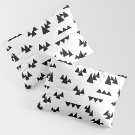 Nordic trees Pillow Sham