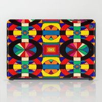 introvert iPad Cases featuring Introvert/Extrovert by Art by Andrew Smith