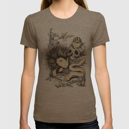 Haunters of the Waterless T-shirt