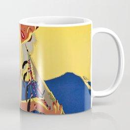 Canada for Holidays Vintage Travel Poster Coffee Mug