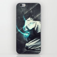 To august realms iPhone & iPod Skin
