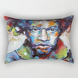 My jimi two Rectangular Pillow