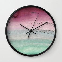 seasky I Wall Clock