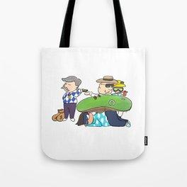 Players Tote Bag