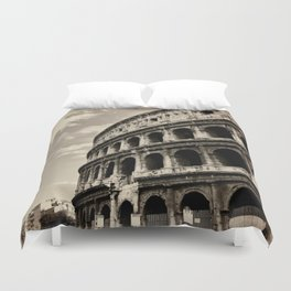 Il Colosseo Duvet Cover