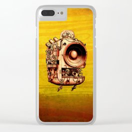 They Came and Went Clear iPhone Case