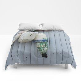 Amagansett Buoys Comforters