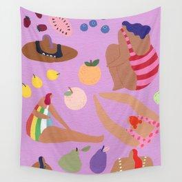 My Girls Wall Tapestry