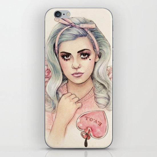 L.O.V.E | E.V.O.L iPhone & iPod Skin
