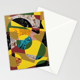 Abstract #98 Stationery Cards