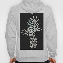 Still Life with Vase and Three Tree Branches Hoody