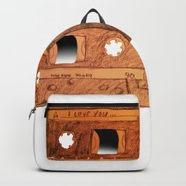 Cassette lovers Backpack
