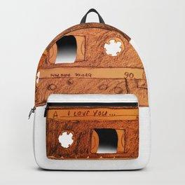 Cassette lovers Backpack