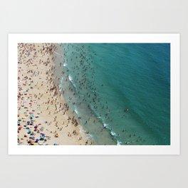 Water #2 Art Print