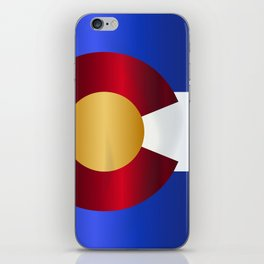 State Flag Of Colorado iPhone Skin