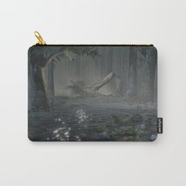 Somber Swampland Carry-All Pouch