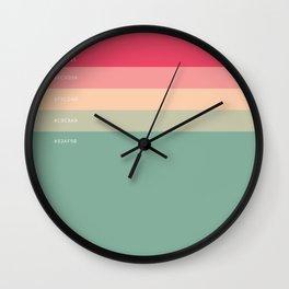 (◕〝◕) Wall Clock