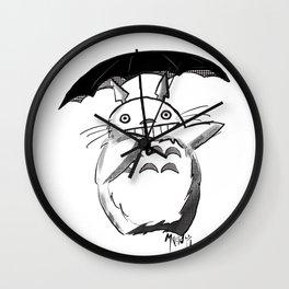 TO_TORO Wall Clock
