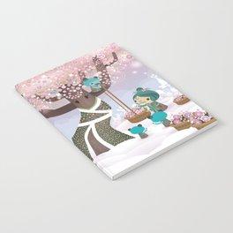 Cloudseeders Spring Harvest Notebook