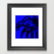 DYNOSAURE Framed Art Print
