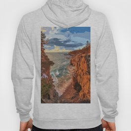 Acadia National Park at Maine Hoody