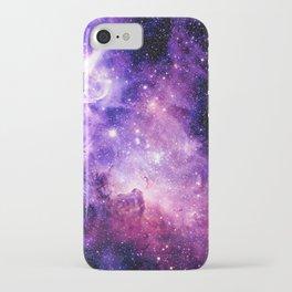 Galaxy Nebula Purple Pink : Carina Nebula iPhone Case