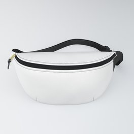 AM Coffee PM Wine Funny Fanny Pack