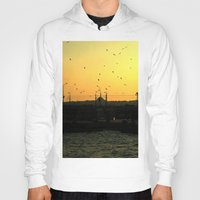 istanbul Hoodies featuring Istanbul by habish
