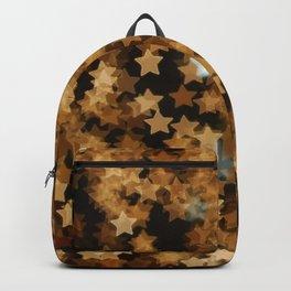 Blurry Stars Pattern! Backpack