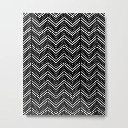 Distinct II Metal Print